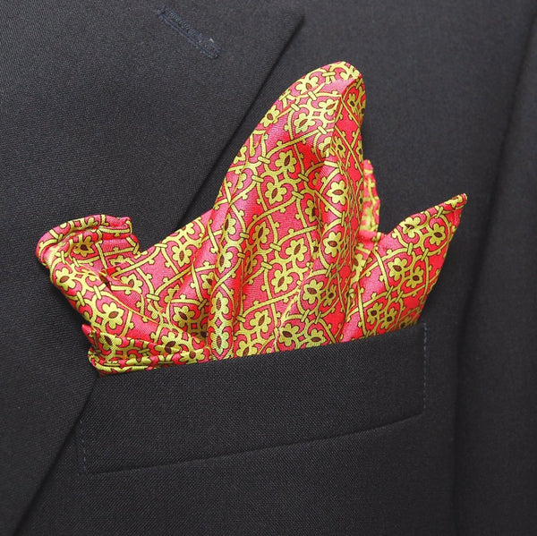 Hearts of Palm - Pocket Square