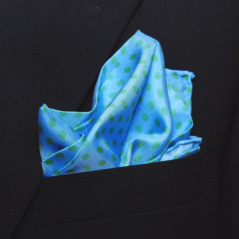 Oval - Pocket Square