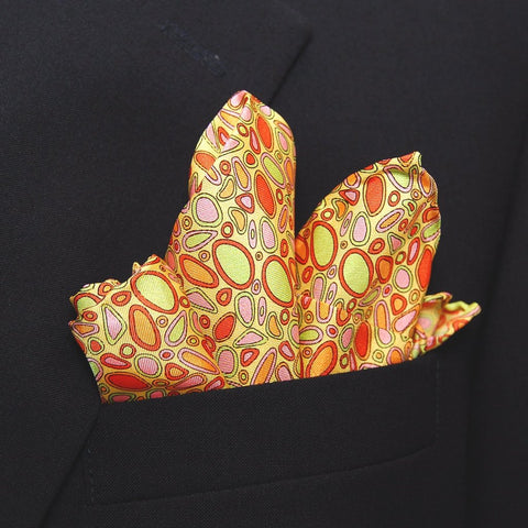 Amoeba - Pocket Square