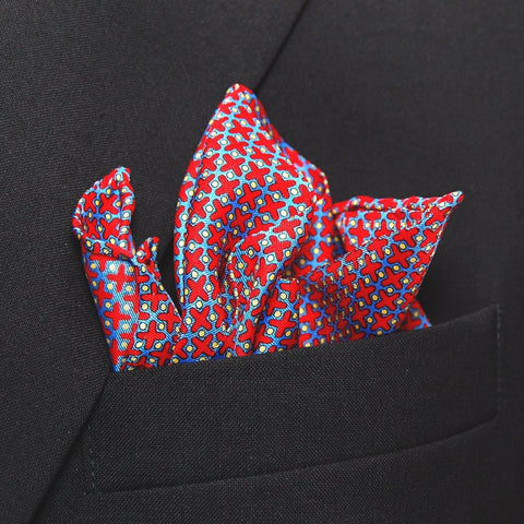 Jacks - Pocket Square