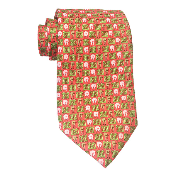 Tail Gate - Print Extra Long Tie