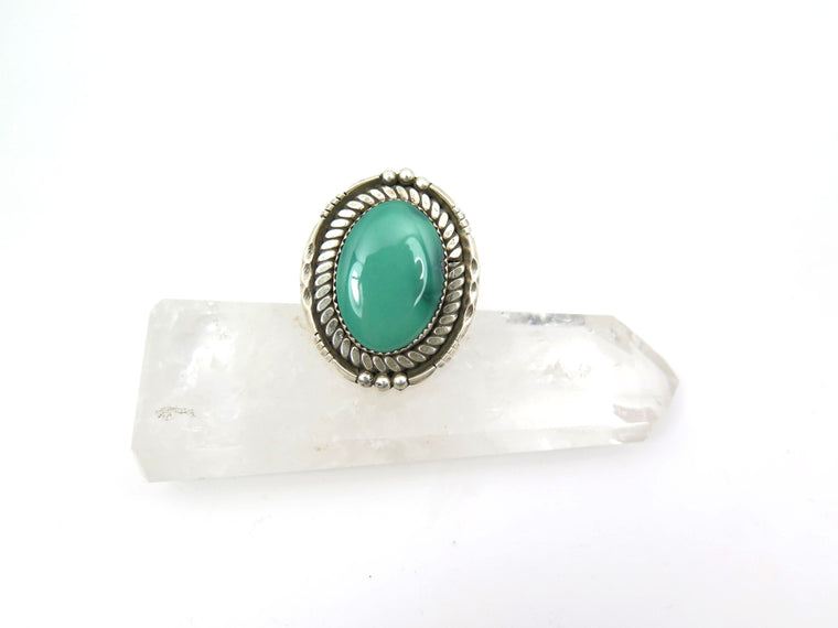 J.SO Pale Turquoise Ring - Wanderlust + Wildhearts