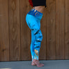 Whale Song Yoga Legging