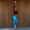 Whale Song Yoga Legging - Wanderlust + Wildhearts