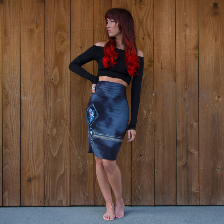 Abalone Travel Skirt - Wanderlust + Wildhearts