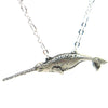 Mini Narwhal Necklace