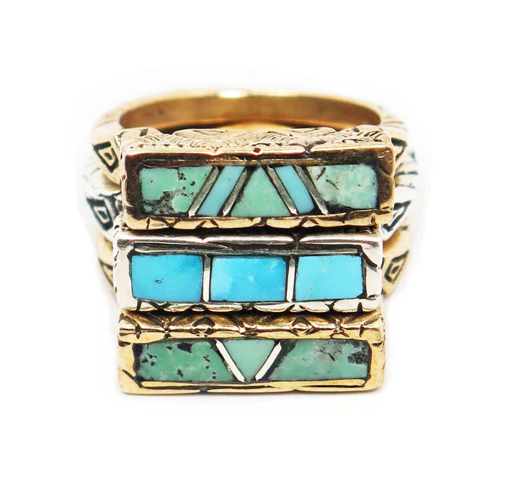 Ixchel Stacking Ring