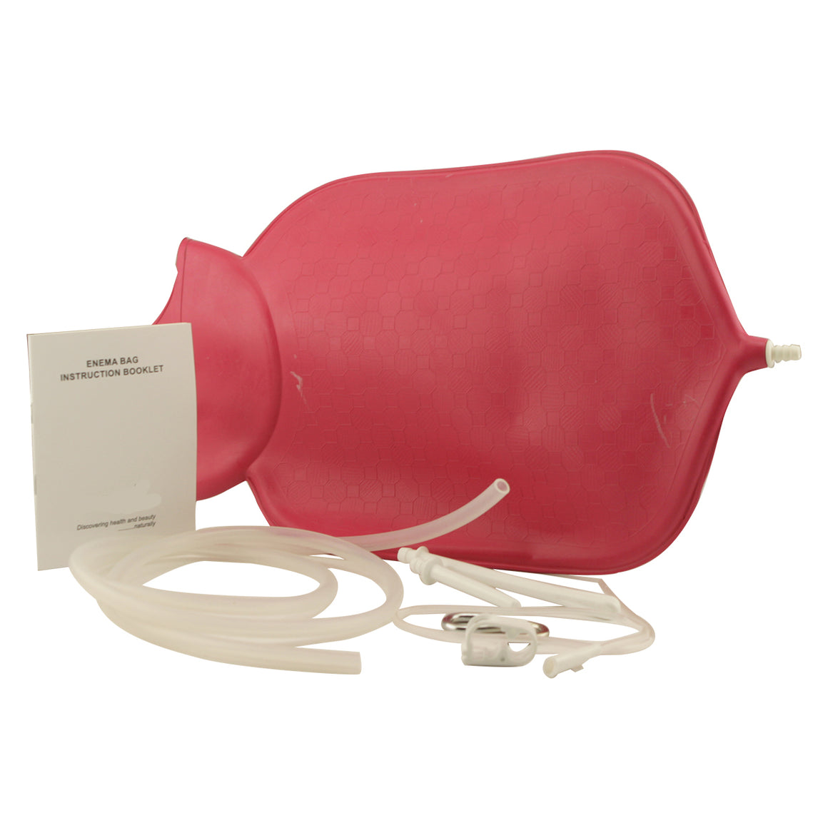 4 Quart Enema Bag Kit