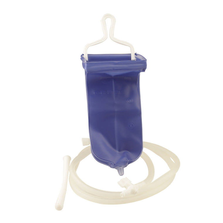 Pic Fountain Syringe - Open Top Enema Bag