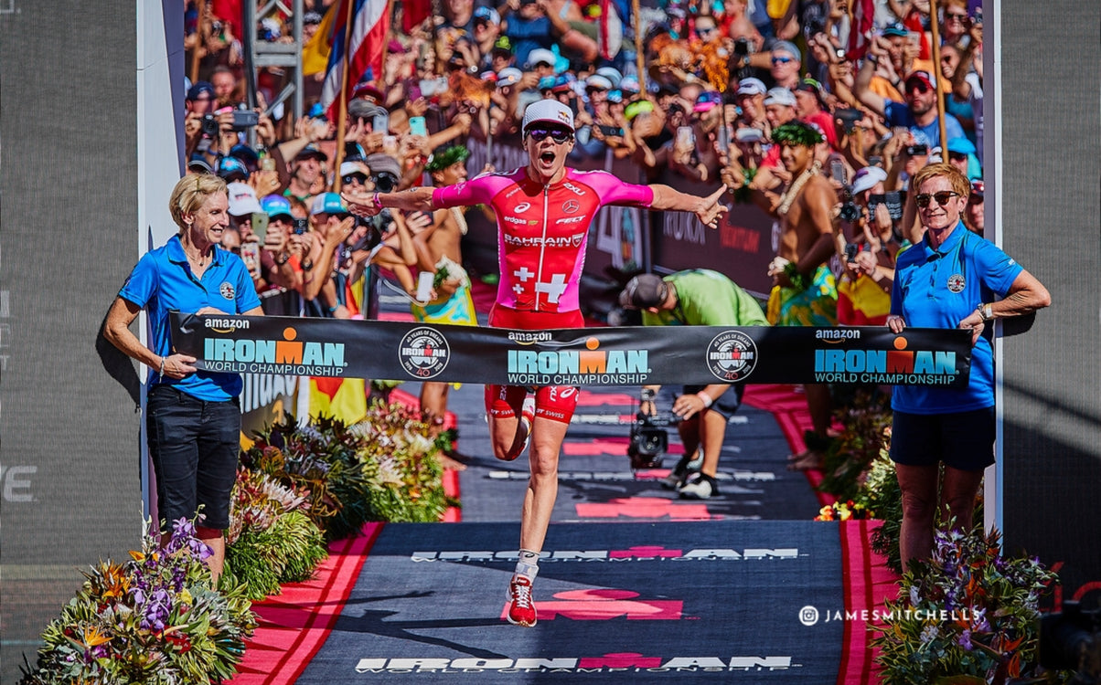 Daniela Ryf Four-Time World Champion Kona Ironman