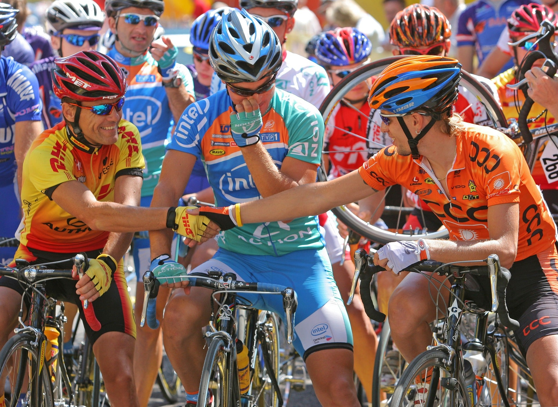carb-rinsing cycling improve