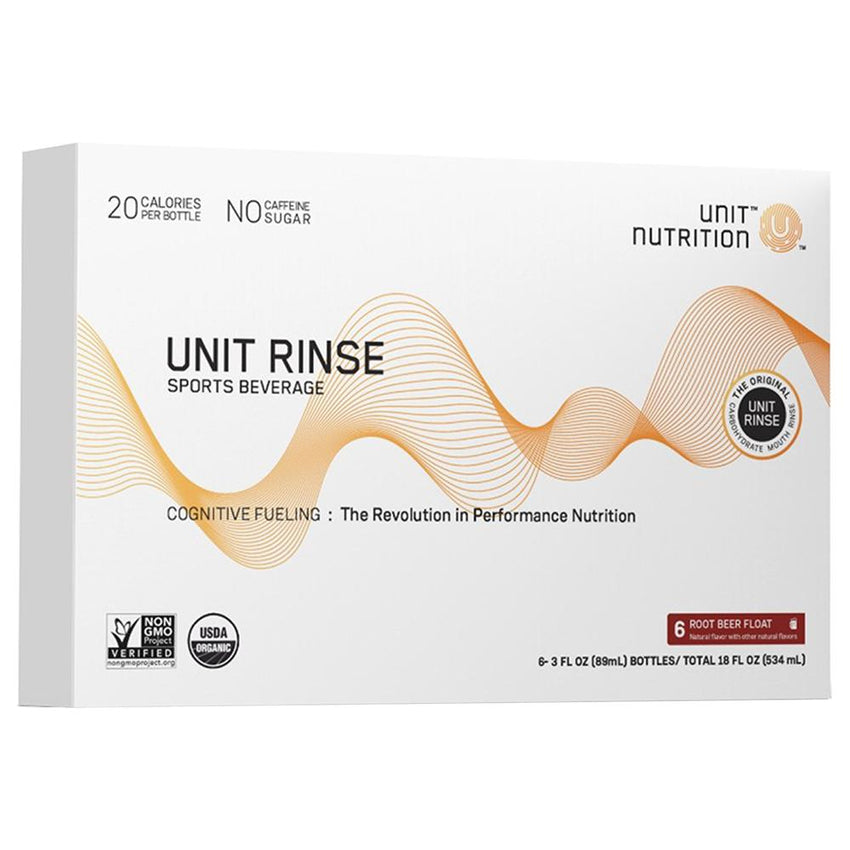 Unit Rinse Root Beer Float Carb-Rinse