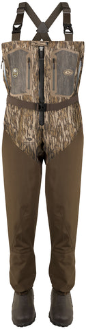 Front Zip Guardian Elite 4-Layer Wader w/ Tear-Away Liner [Regular/Short & Slim]