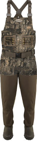 Eqwader 1600 Breathable Wader with Tear-Away Liner [King/Stout]