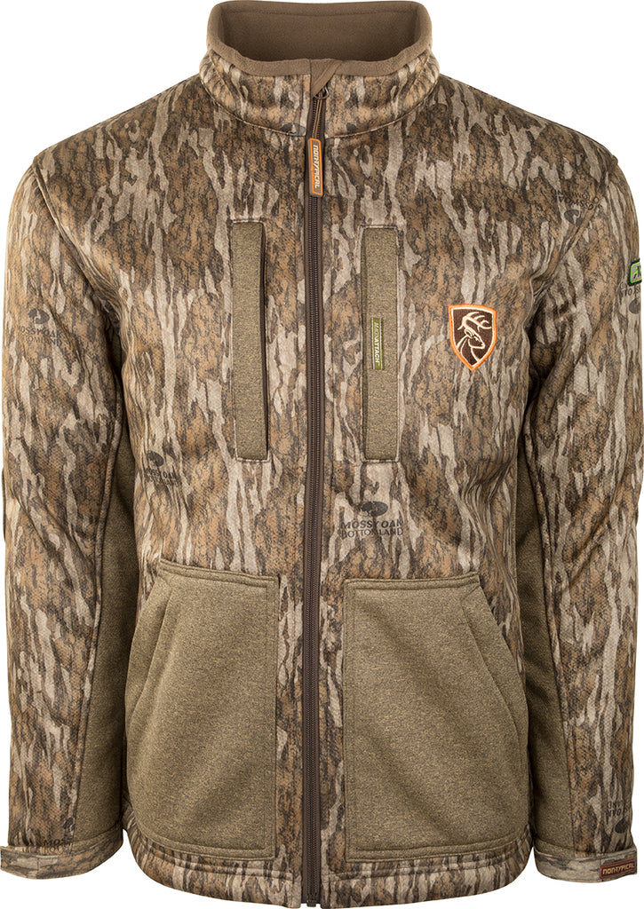 d72f1b3494138 Silencer Soft Shell Jacket with Agion Active XL™ – Drake Waterfowl