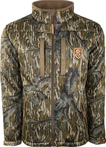 Silencer Full Zip Jacket Full Camo with Agion Active XL䋢