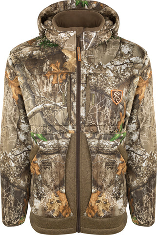 Stand Hunter's Silencer Jacket with Agion Active XL䋢