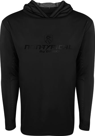 Lightweight Blackout Performance Hoodie with Agion Active XL™