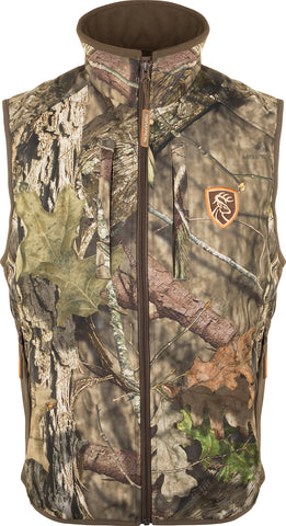 Camo Tech Vest with Agion Active XL