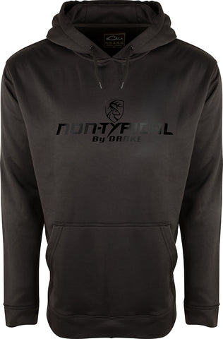 Midweight Blackout Performance Hoodie with Agion Active XL™