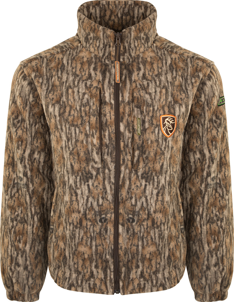 96419121f5bcd Silencer Windproof Fleece Jacket with Agion Active XL™ – Drake Waterfowl