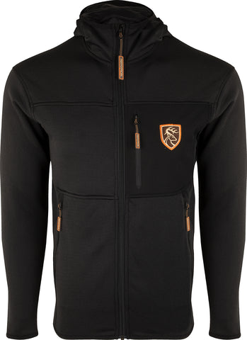 Blackout Full Zip Hoodie with Agion Active XL™