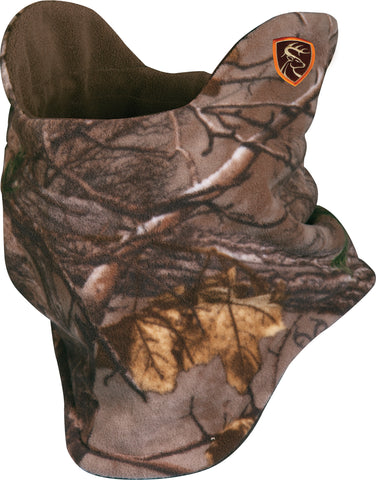 Nontypical Camo Fleece Neck Gaiter