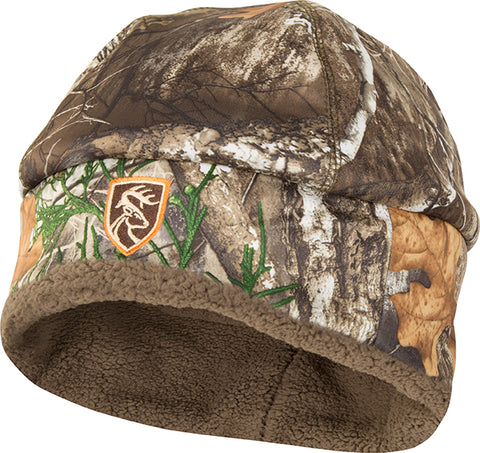2285eef7dc7d5 Non-Typical Silencer Sherpa Fleece Beanie with Agion Active XL™. Realtree  Edge