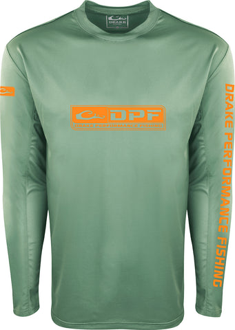 Shield 4™ Arched Mesh Back Crew L/S