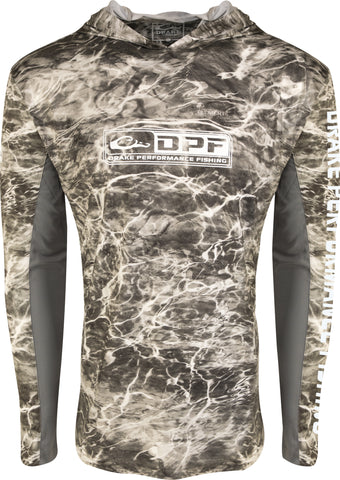 Shield 4™ Lightweight Performance Camo Hoodie