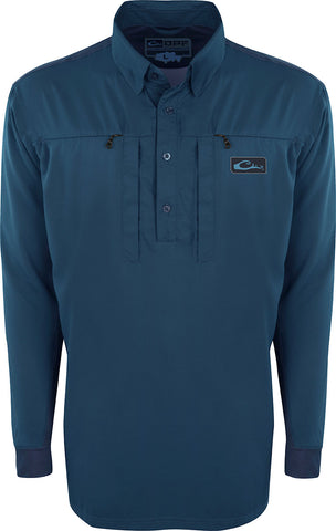 Shield 4™ Cast-Away Performance Shirt L/S