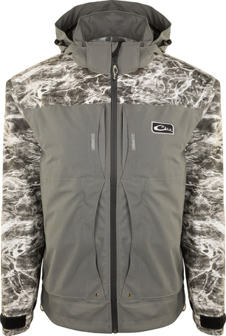 Guardian Elite䋢 Angler Series 3-Layer Jacket - Shell Weight