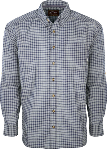 FeatherLite Check Shirt L/S