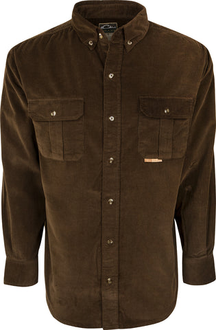 Country Corduroy Shirt