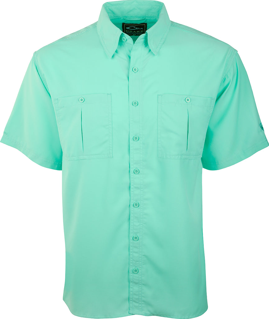 57971a79 Flyweight Shirt with Vented Back S/S – Drake Waterfowl