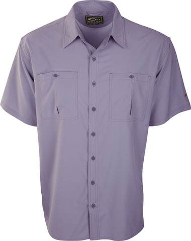 Flyweight Shirt with Vented Back S/S