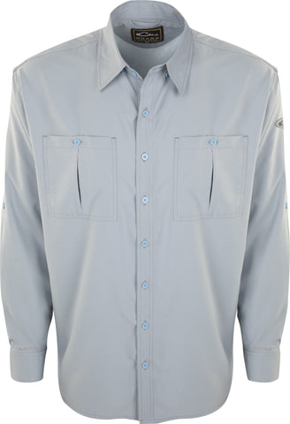 Flyweight Shirt with Vented Back L/S