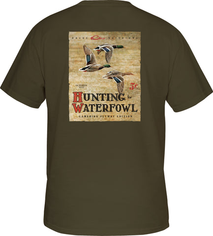 Hunting Waterfowl T S/S