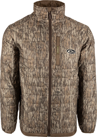 MST Camo Synthetic Down Two-Tone Pac Jacket