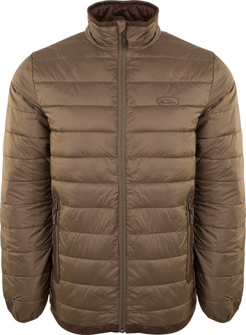 Synthetic Double Down Jacket