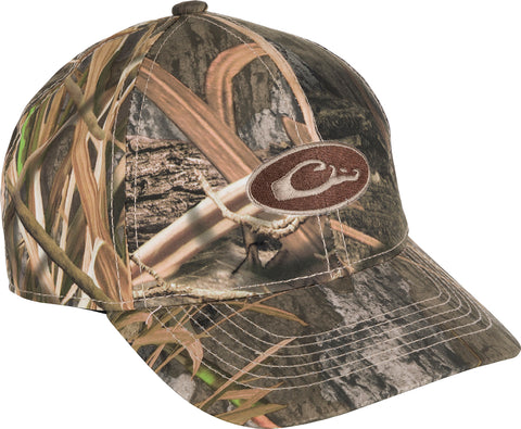 Youth Camo Waterproof Cap