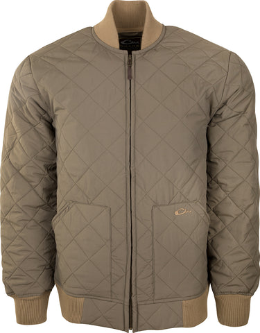 Quilted Classic Jacket