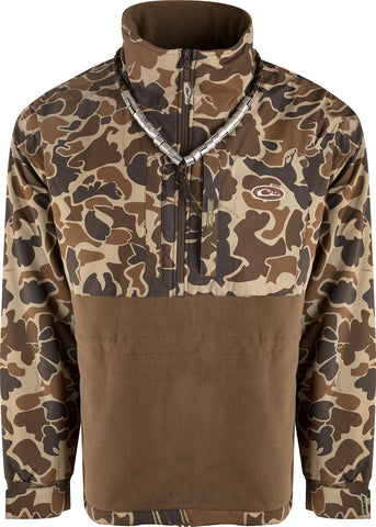 MST Camo Eqwader™ 1/4 Zip (Old School)