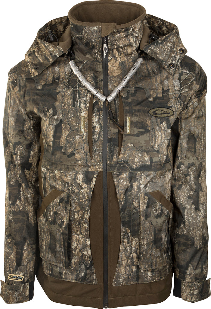 03b05de8579c Guardian Flex™ Full Zip Jacket - Fleece Lined – Drake Waterfowl