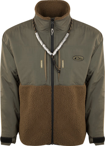 MST Guardian Flex™ Sherpa Fleece Eqwader™ Full Zip
