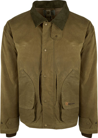 McAlister® Wax Canvas Field Jacket