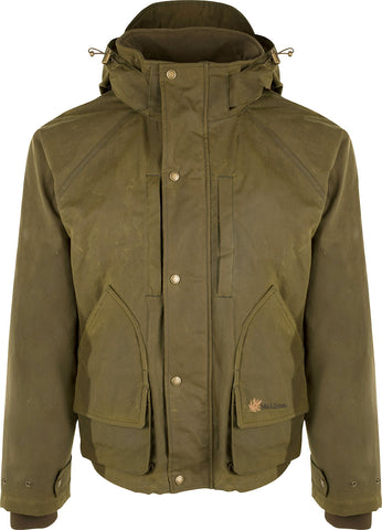 McAlister® Wax Canvas Wading Jacket