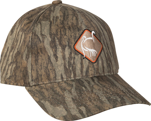 Camo Dura-Lite™ Ol' Tom Diamond Logo Cap