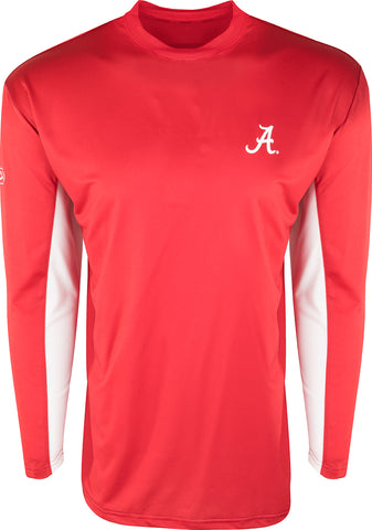 Alabama L/S Performance Crew