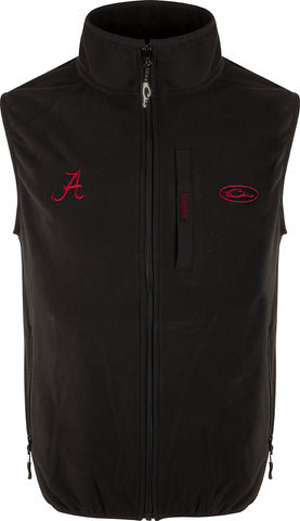 Alabama Camp Fleece Vest